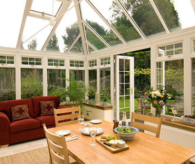 Design Choices For Modern Conservatories